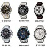Casio Edifice Chronograph Watch là gì?